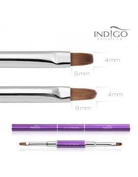 Indigo 2 w 1 Gel Brush no. 4