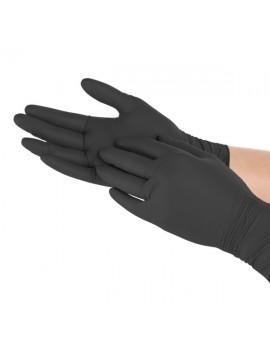 Rękawiczki Indigo XS - czarne