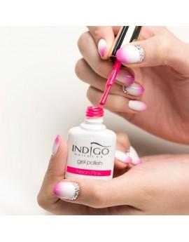 Neon Pink Gel Polish Mini