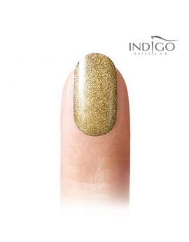 Light Gold Glitter - Gel Polish 7 ml